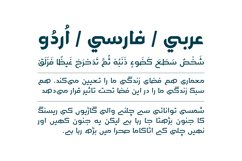 Hetaf - Arabic Typeface Product Image 4