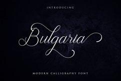 Bulgaria Font Product Image 1