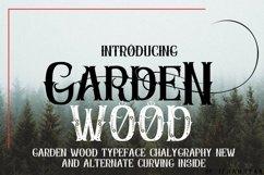 Garden Wood Product Image 1
