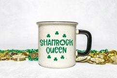 Web Font Feelin' Lucky - A St. Patrick's Day Font Product Image 2