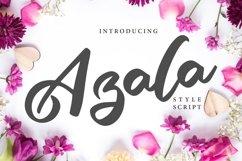 Azala   Style Script Font Product Image 1