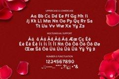 Web Font Beautiful Galatea Font Product Image 2