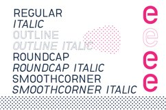 Wafterby Geometric Sans Serif Typeface Product Image 4