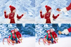 35 Santa Claus Hand Overlays Product Image 4