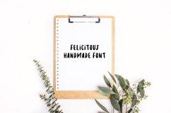 Felicitous Font Product Image 1