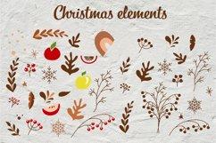 Christmas abstract set SVG Product Image 5