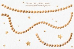 Golden Bows, Ribbons & Beads Product Image 3