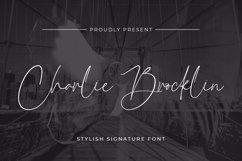Charlie Brocklin Product Image 1