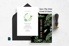 Green Tropical Wedding Suite Product Image 3