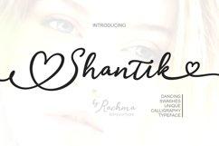 Shantik Script Product Image 1