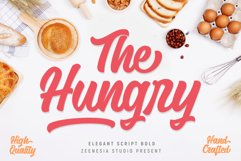 The Hungry Product Image 1