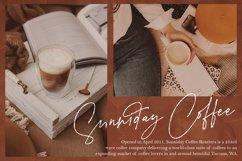 Signature Flavour | Handwritten Font Product Image 6