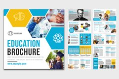 Education Brochure Layout Product Image 1