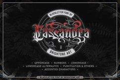 Cassandra | modern blackletter Product Image 1