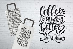 Coffee lettering set Product Image 4