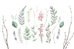 Spring is coming. Watercolor set Product Image 3
