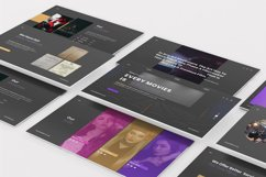 Noxi Filmmaker Powerpoint Template Product Image 2