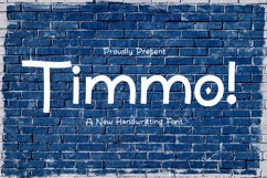 Timmo Product Image 1