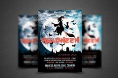 Halloween Flyer Template - Bundle Product Image 5