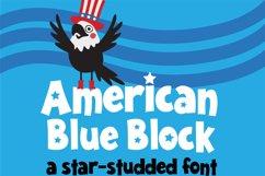 ZP American Blue Block Product Image 1