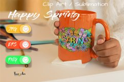 7x Easter and Spring - Mini Bundle - Print and Sublimation Product Image 6