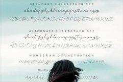 Kinetix - A Monoline Script Font Product Image 5