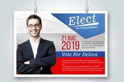 Election Voting Flyer Template Product Image 1