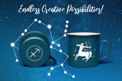 Sagittarius Zodiac, Constellation, Horoscope, Celestial Pack Product Image 3