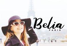 Zaskia   Beauty Script Font Product Image 5