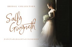 Melly Thoughtie - Handwritten SIgnature Font Product Image 3
