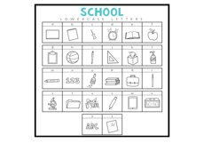 You Gon Learn - A Teaching/School Doodles Font Product Image 5