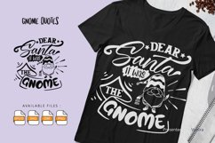 10 Gnome Bundle | Lettering Quotes Product Image 2