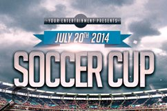 Soccer Cup | Modern Flyer Template Product Image 9