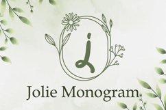 Jolie Monogram Product Image 1