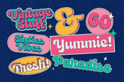 Rickey - Vintage Script Font Product Image 6
