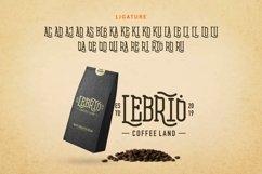 Bleriot - Monoline Vintage Font Product Image 5