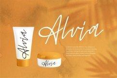 Web Font Antique - A Beauty Script Font Product Image 3