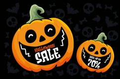 Hello Nightmare a Spooky Font Product Image 6
