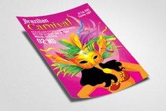 Mardi Gras - Carnival Elegant Flyer Product Image 2