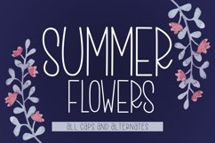 Summer Flowers Product Image 1