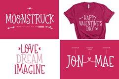 Font Bundle of Love - Valentine's Day Fonts Product Image 3
