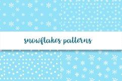 Christmas snowflakes Product Image 4