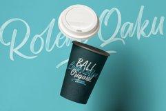 Rollete Qaku SVG & Regular fonts Product Image 3