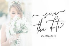 Laura Hellaw a lovely script font Product Image 5