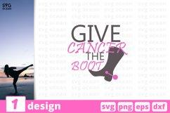 Cancer SVG Bundle | Awareness SVG | Breast Cancer Cut File Product Image 3