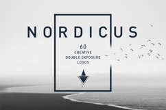 Nordicus. 60 Creative Logos Product Image 1