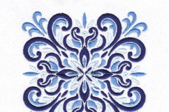 Decorative Quilt Blocks No3 Embroidery Design Product Image 4