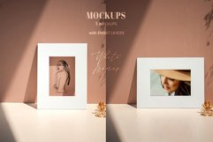 White Frames Mockups Bundle Product Image 6