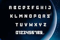 Draken Sci Fi Font Product Image 2