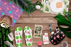 Tropical summer patterns Product Image 5